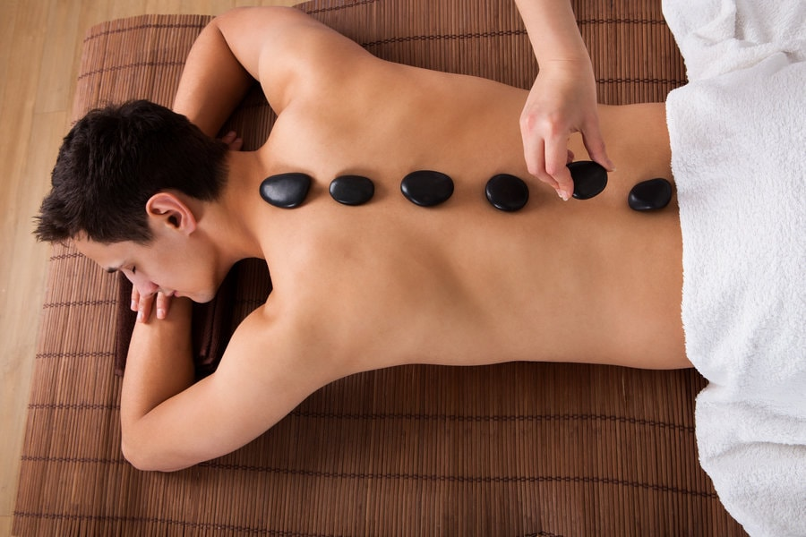 Hot Stone Massage Services