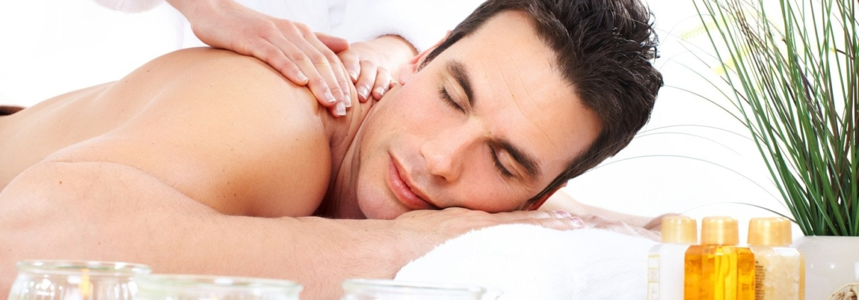 Male to Male Honey Massage