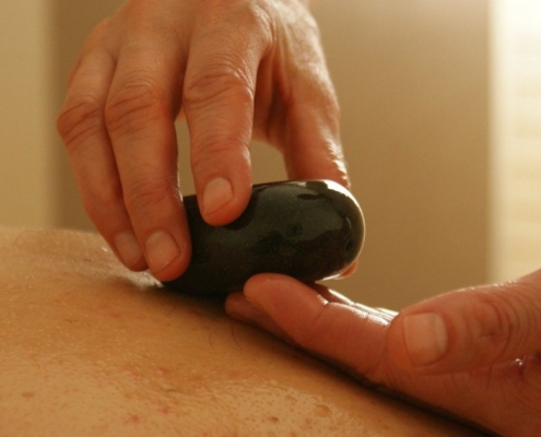 The science of massage therapy