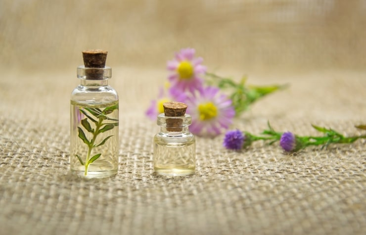 Aromatherapy Massage Essential Oils