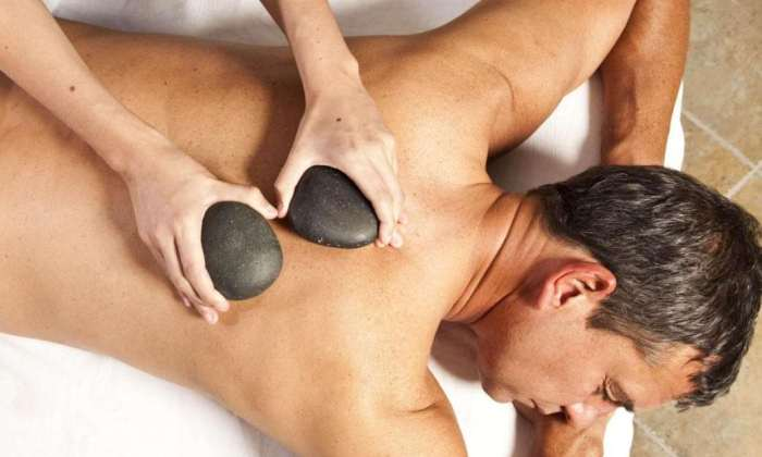 Deep Tissue Hot Stone Massage Therapy