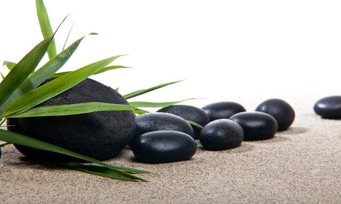 Shaped Stone Massage Therapy