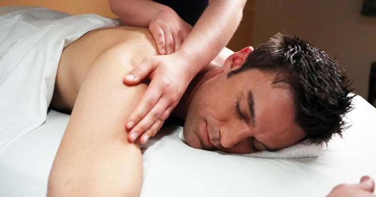 Male to Male Body Massage in Noida at Home Service