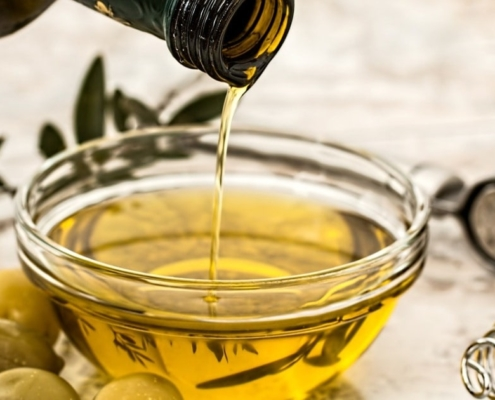 Top Massage Oils & The Way They Work for You