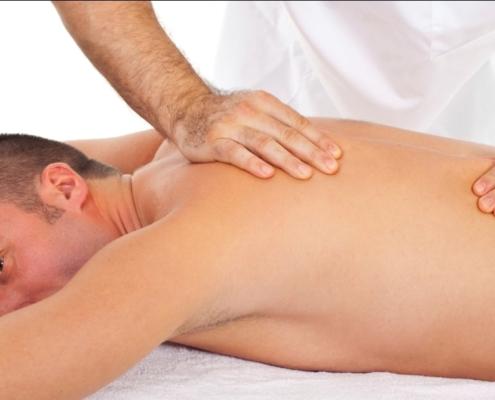 Deep Tissue Massage For Men in Bangalore