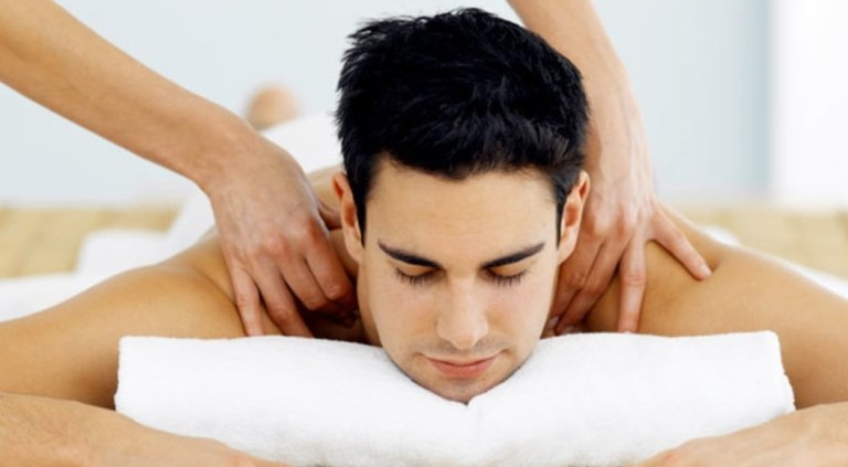 Male Body Massage in Ahmedabad