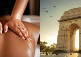 Relax your body and mind with male to male body massage in Delhi