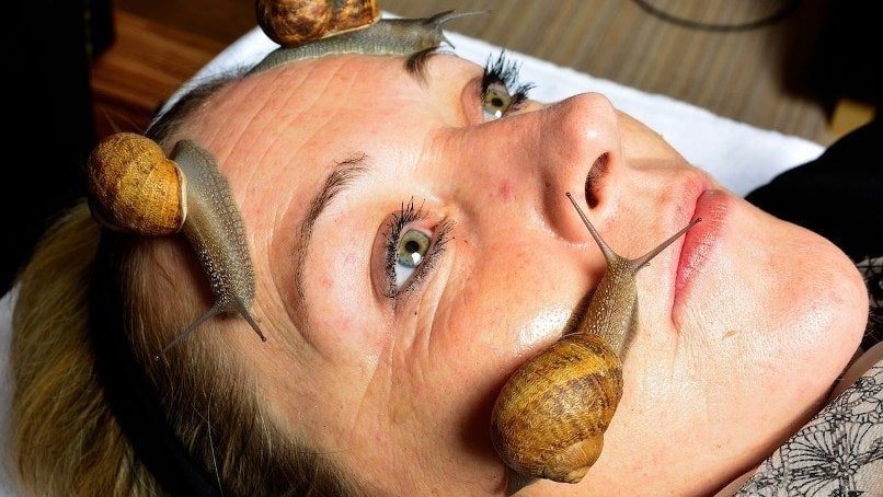 Snail Massage Treatment