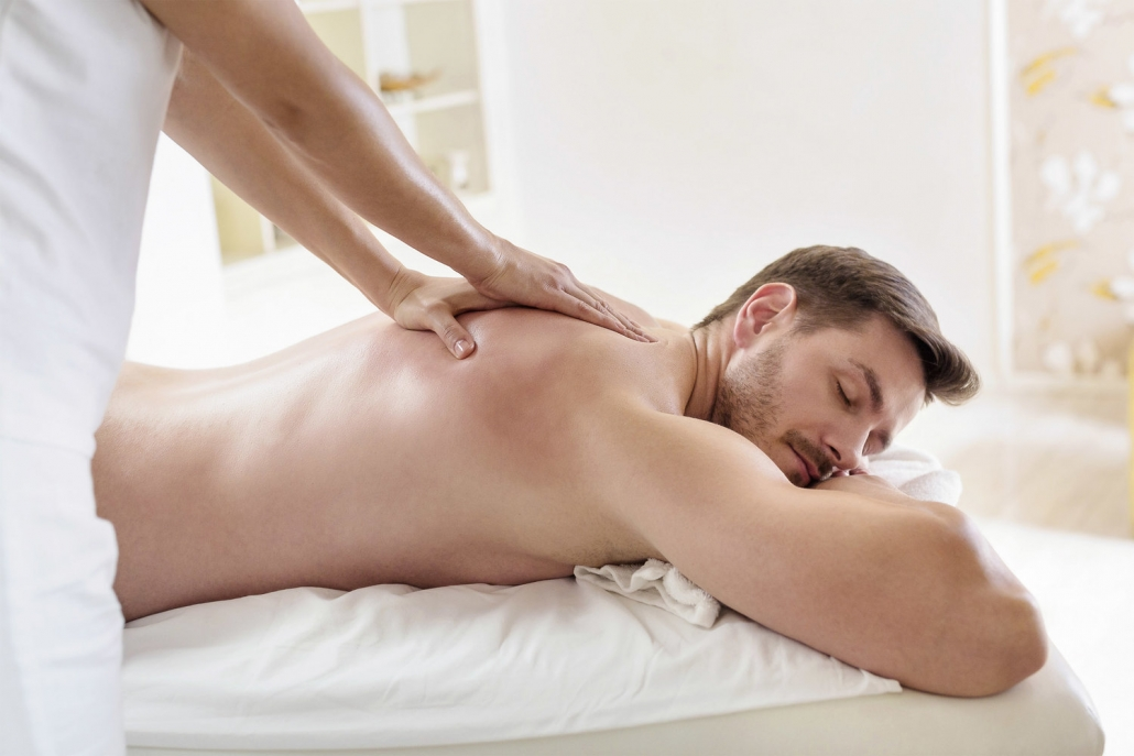 male to male massage