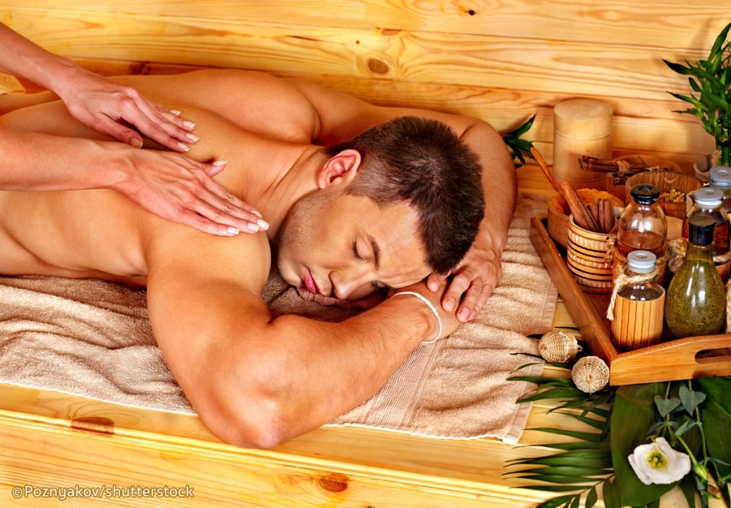 Male Body Massage in Gurgaon