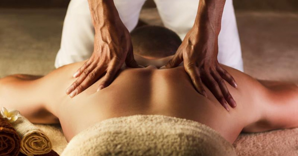 Male Massage Service in Noida