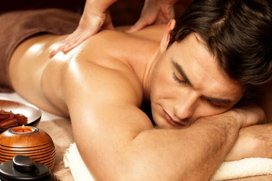 Male Massage Service in Delhi