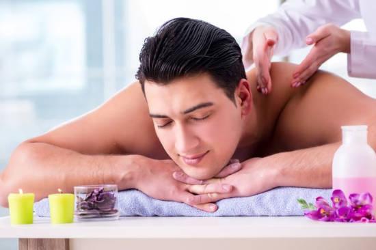 Male Body Massage in Delhi